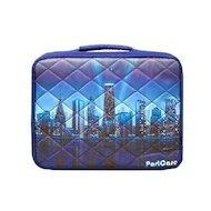 Кейс для ноутбука PortCase KCB-10 City до 10 (Рисунок, нейлон/полиэстер, 30 х 23 х 4 см.)