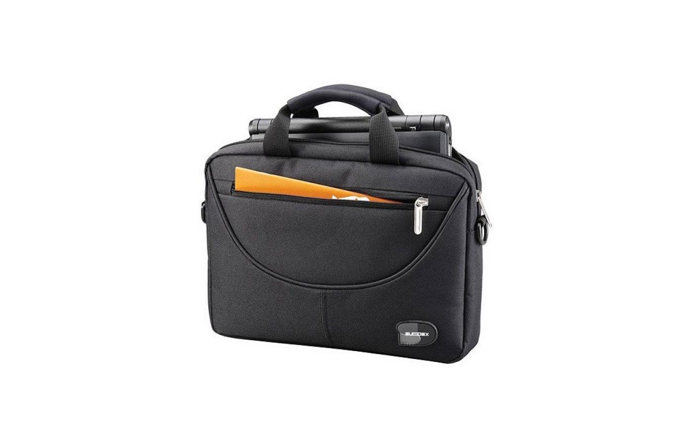 Кейс для ноутбука Sumdex PON-308BU Netbook Case до 10 (нейлон/полиэстер, голубой, 29,8 х 21 х 5,1 см.)