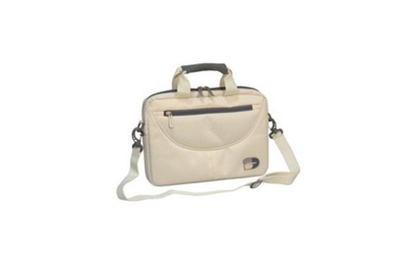 Кейс для ноутбука Sumdex PON-308CM Netbook Case до 10 (нейлон/полиэстер, белый, 29,8 х 21 х 5,1 см.)