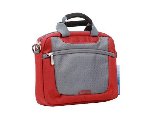 Кейс для ноутбука Sumdex PON-308RD Netbook Case до 10 (нейлон/полиэстер, красный, 29,8 х 21 х 5,1 см.)