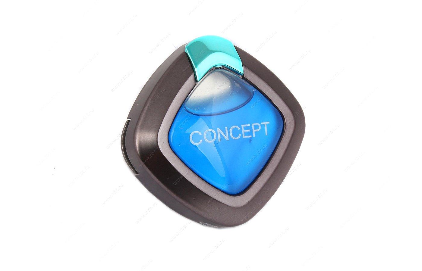 """Ароматизатор  CARORI CONCEPT C-1 """"COOL WATER"""" (с пробником)"""