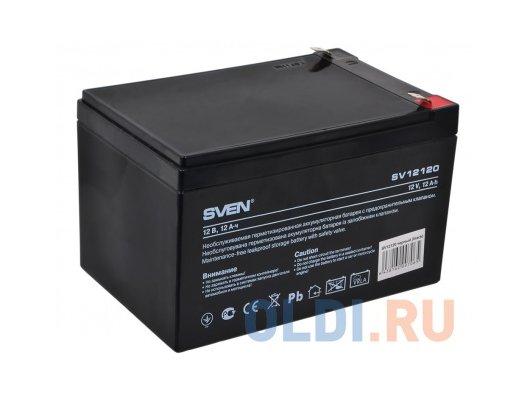 Блок питания SVEN SV 12V 12Ah Аккумулятор
