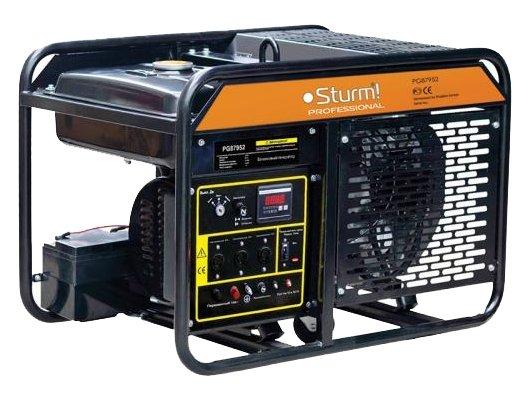 Генератор STURM PG87952