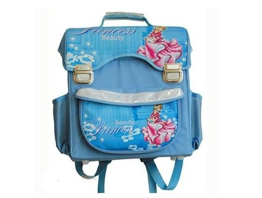 Рюкзак Апплика С1357-01 Ранец Princess голубой