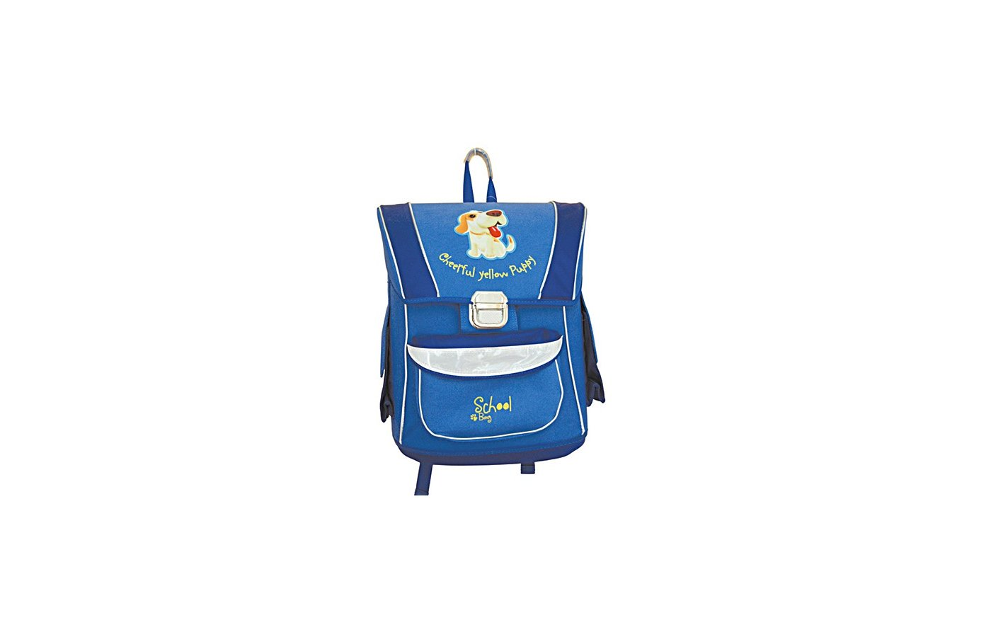 Рюкзак Апплика С1358-02 Ранец Dog синий