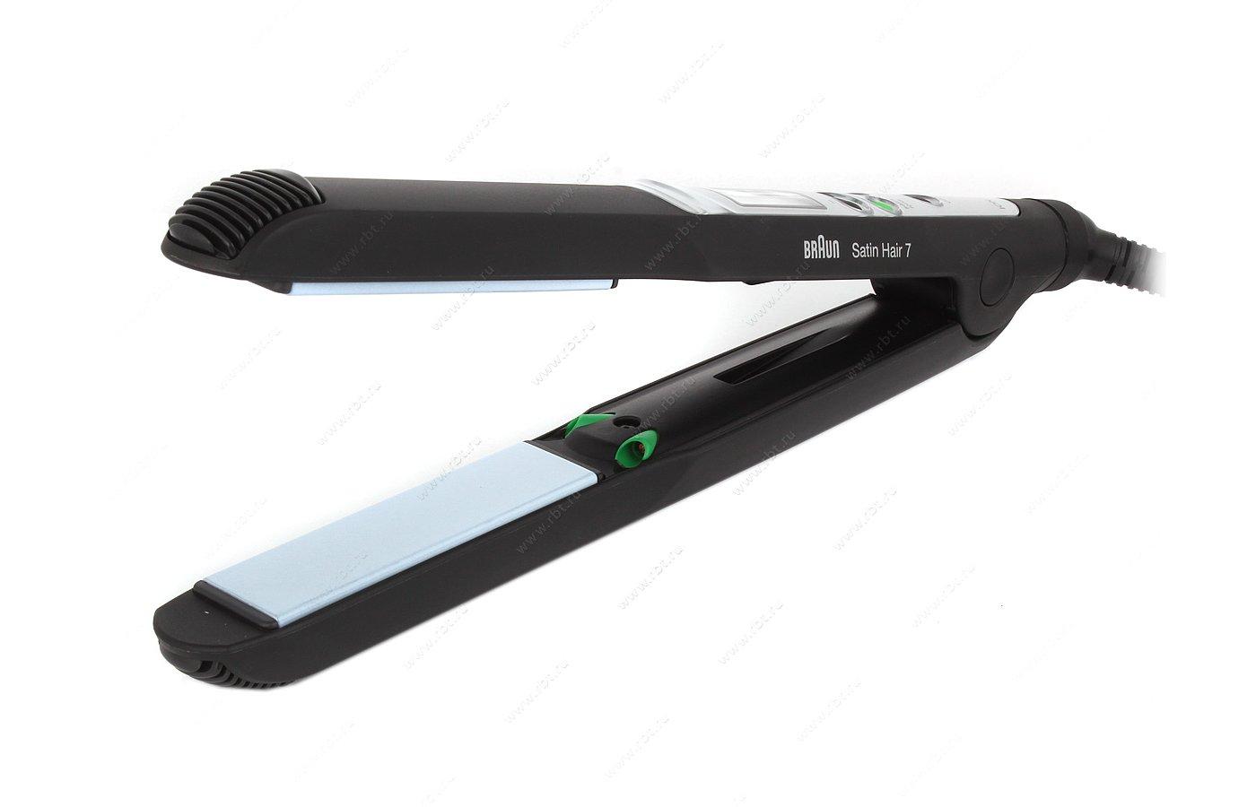 Щипцы для выпрямления волос BRAUN ST 710