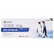 Картридж лазерный GG NT-CF283A