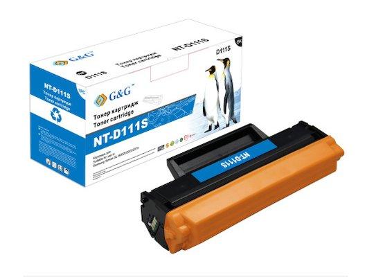 Картридж лазерный GG NT-D111S