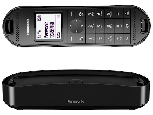 Радиотелефон PANASONIC KX-TGK320RUB