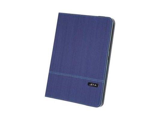 Чехол для планшетного ПК Jet.A SC10-7 для Samsung GT4 10.1 Цвет - Синий
