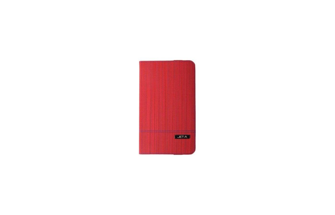 Чехол для планшетного ПК Jet.A SC7-7 для Samsung GT4 7 Цвет - Красный