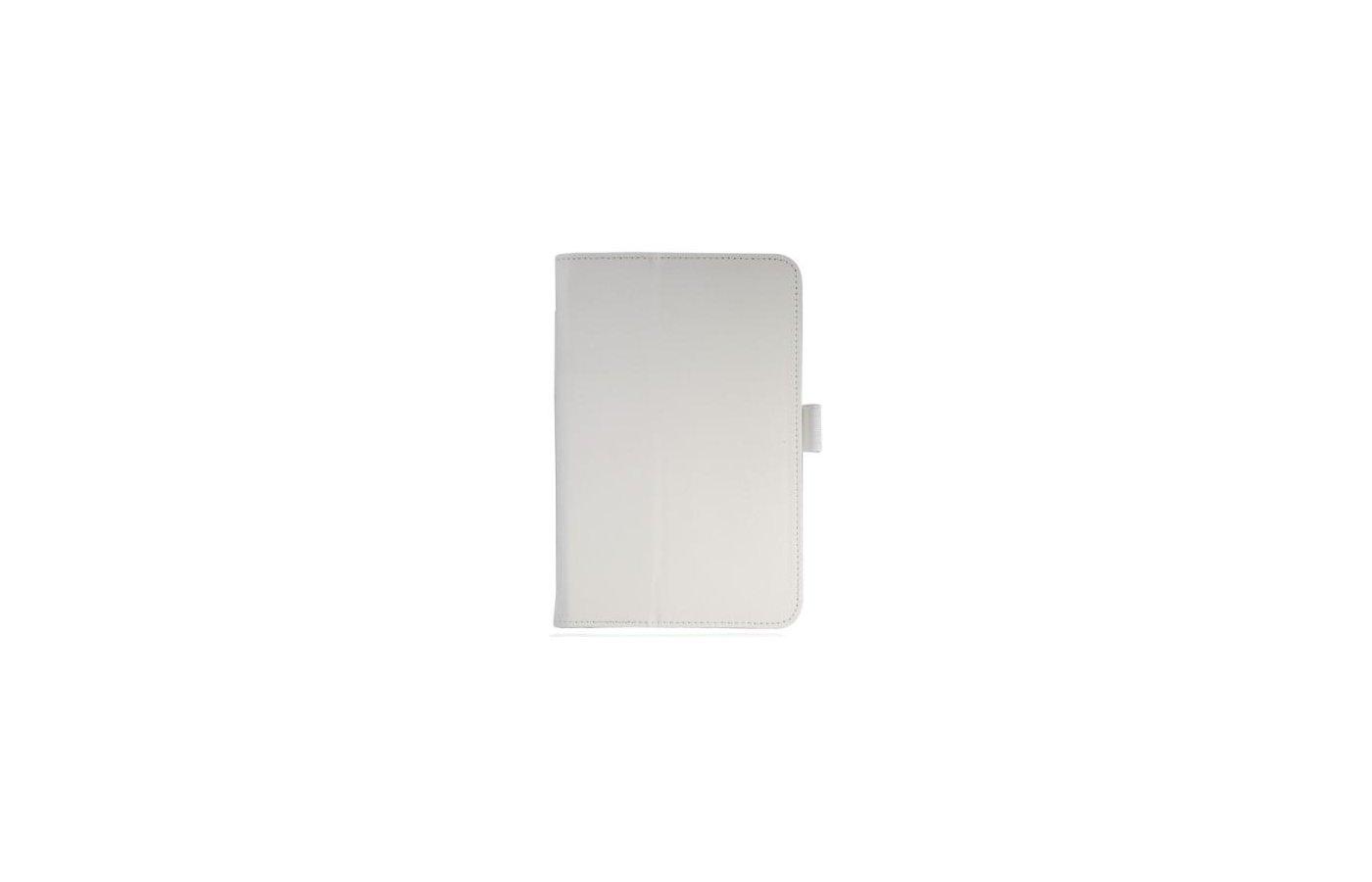 Чехол для планшетного ПК IT BAGGAGE для LENOVO Idea Tab A8-50 (A5500) 8 искус. кожа белый ITLNA5502-0