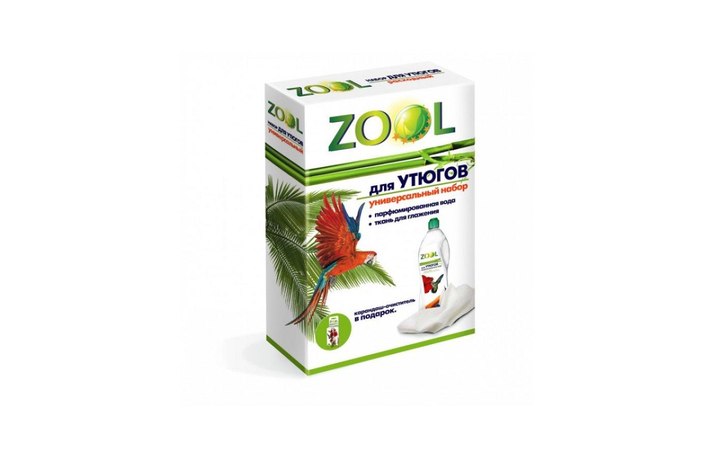 Аксессуары для утюгов ZOOL 703 Набор для утюгов универсальный