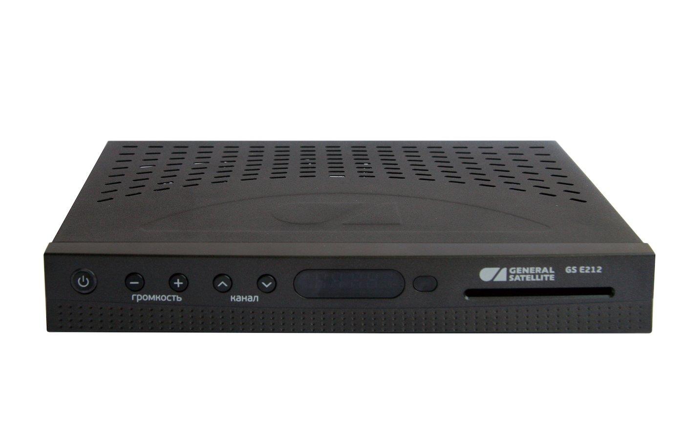 Спутниковое ТВ Триколор Full HD Центр E212