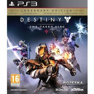 Destiny: The Taken King Legendary Edition (PS3 английская версия)