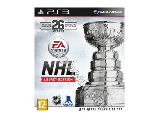 NHL 16 Legacy Edition (PS3 русские субтитры)