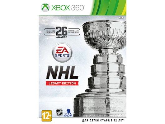 NHL 16 Legacy Edition (Xbox 360 русские субтитры)