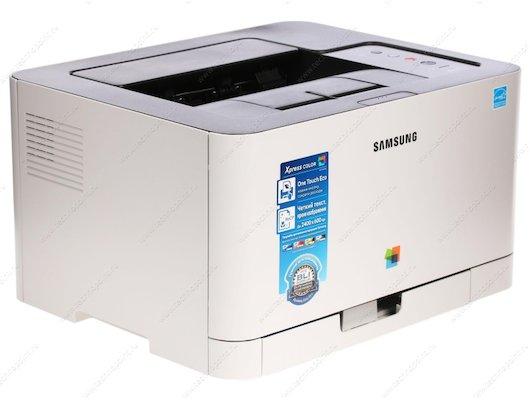 Принтер Samsung SL-C430/XEV