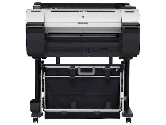 Принтер Canon imagePROGRAF iPF670 /9854B003/