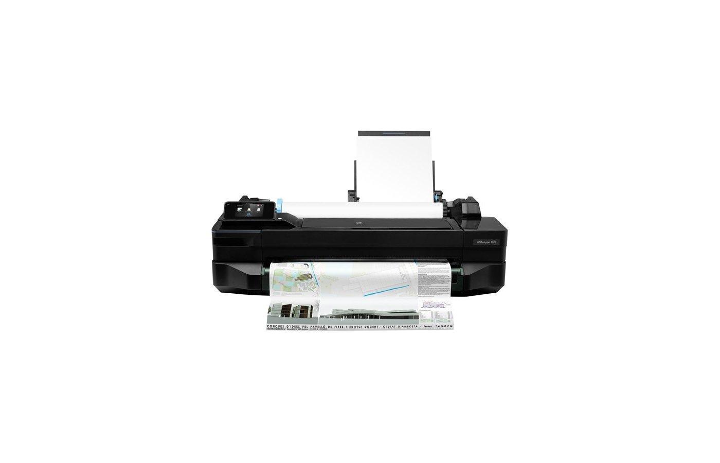 Принтер HP Designjet T120 /CQ891A/