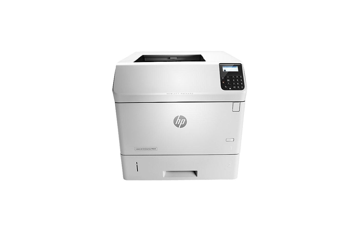 Принтер HP LaserJet Enterprise 600 M604n /E6B67A/