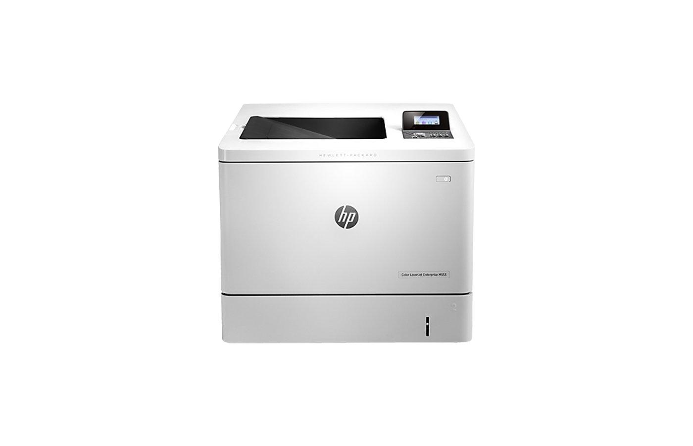 Принтер HP Color LaserJet Enterprise 500 color M553dn /B5L25A/