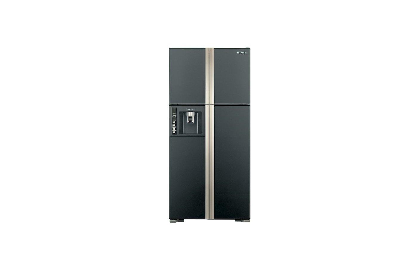 Холодильник HITACHI R-W662 FPU3X GGR
