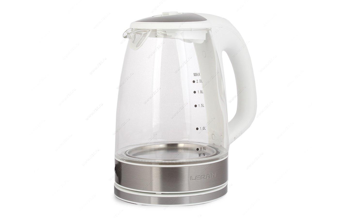 Чайник электрический  LERAN EKG-2072W