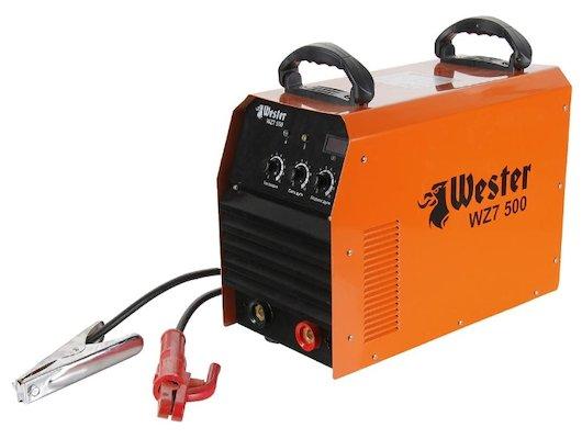 Сварочный аппарат WESTER WZ7 500