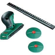 Фото BOSCH PLS 300 + PTC 1 Верстак для всех лобзиков зеленый Bosch