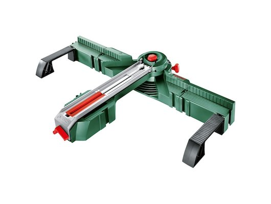 BOSCH PLS 300 + PTC 1 Верстак для всех лобзиков зеленый Bosch