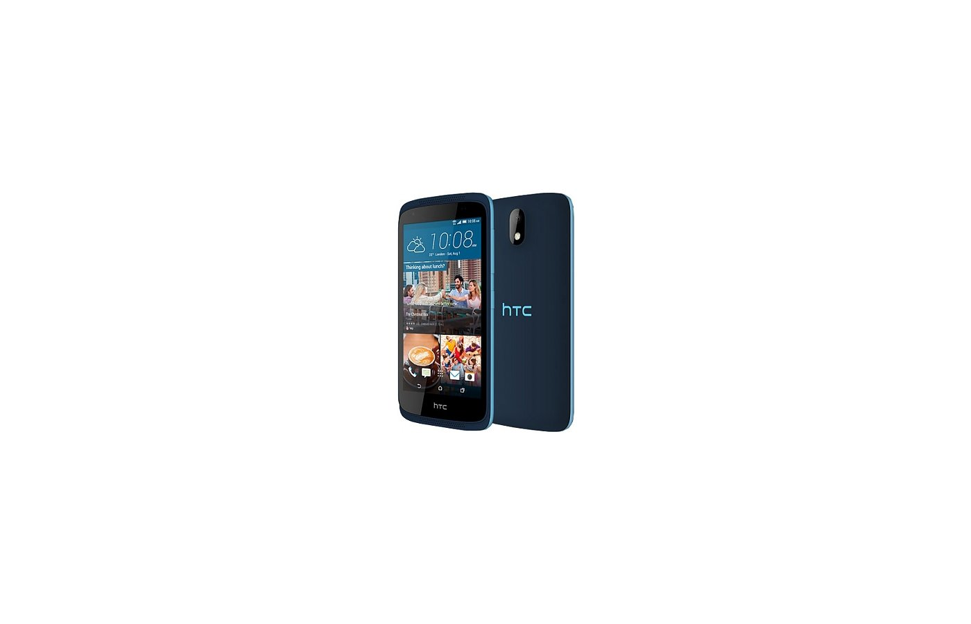 Смартфон HTC Desire 326G DS EEA navy blue vivid