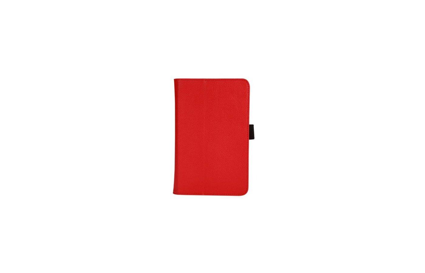 Чехол для планшетного ПК IT BAGGAGE для LENOVO Tab A7-50 (A3500) 7 искус. кожа красный ITLNA3502-3