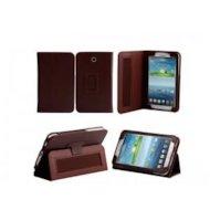 Фото Чехол для планшетного ПК IT BAGGAGE для SAMSUNG Galaxy Tab4 7.0 искус. кожа коричневый ITSSGT7402-2