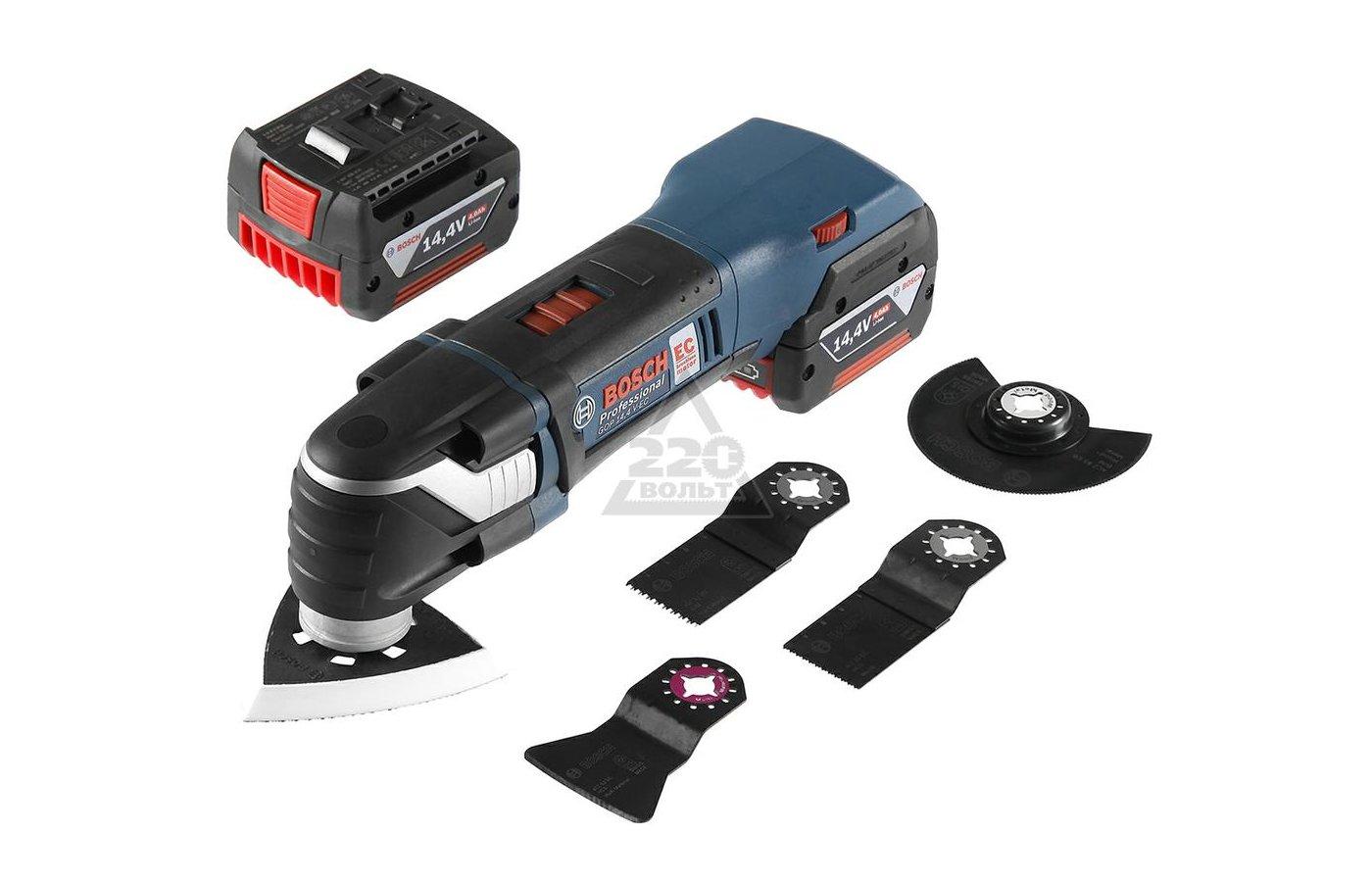 Инструмент BOSCH GOP 14,4 V-EC L-BOXX