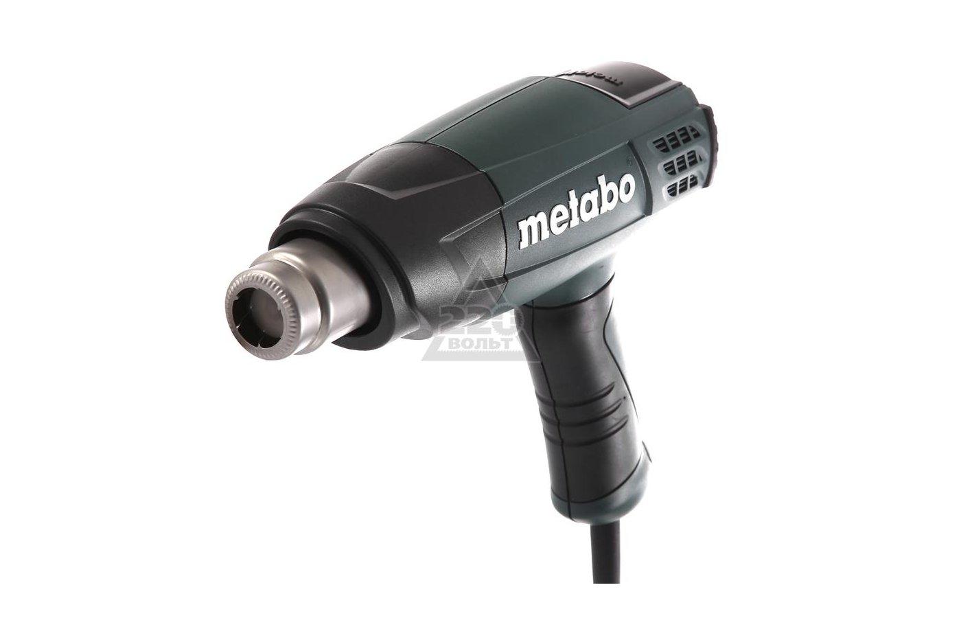 Фен METABO H 16-500 601650000
