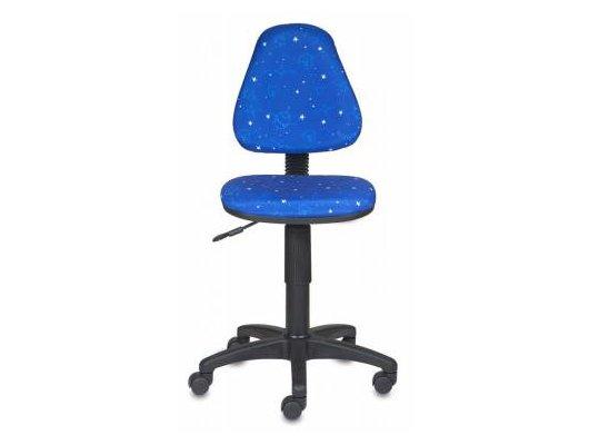 Бюрократ KD-4/Cosmos Кресло детское синий космос Cosmos