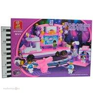 Фото Конструктор SLUBAN 38-0253МВ Розовая мечта