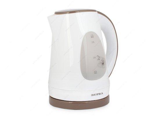 Чайник электрический  SUPRA KES-1708 WHITE
