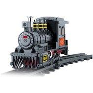 Конструктор SLUBAN M38-B0231 Поезд с рельсами