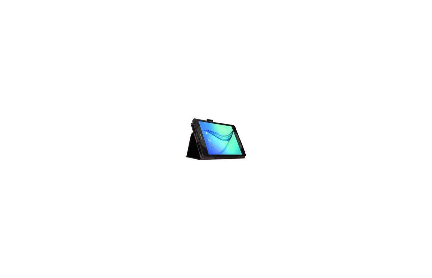 Чехол для планшетного ПК IT BAGGAGE для SAMSUNG Galaxy Tab A 8 искус. кожа черный ITSSGTA8002-1
