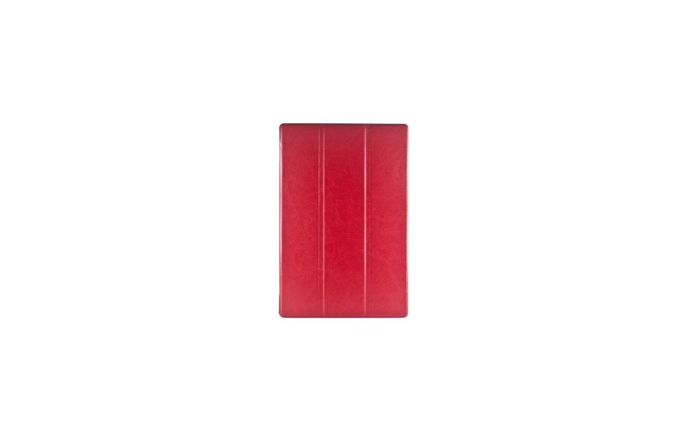 Чехол для планшетного ПК IT BAGGAGE для SONY Xperia TM Tablet Z4 10 ультратонкий hard-case искус. кожа красный ITSYZ4-3