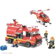 Фото Конструктор SLUBAN 38-0222МВ Пожарная служба