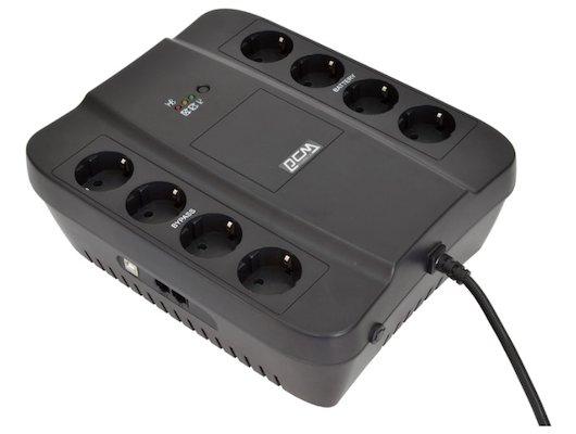 Блок питания Powercom SPD-850U Spider