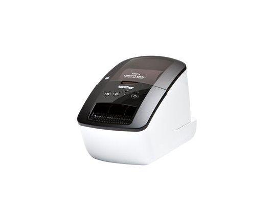 Принтер Brother QL-710W Принтер для печати наклеек /QL710WR1/