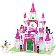 Фото Конструктор SLUBAN 38-0151 Замок для девочек