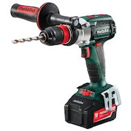 Дрель METABO SB 18 LTX Quick new 5.2