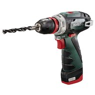 Фото Дрель METABO POWERMAXX BS Quick 2+2