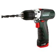 Фото Дрель METABO POWERMAXX BS 4+4 10.8В