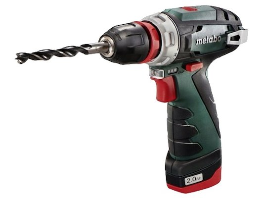 Дрель METABO POWERMAXX BS x2 10.8В